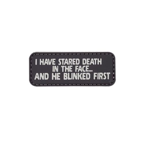 Tru Spec By Atlanco TSP-6664000 I Have Stared Death Morale Patch