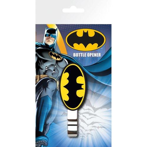 Dc Comics Batman Logo Bottle Opener