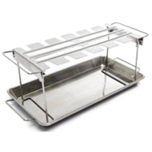 64152 Stainless Steel Wing Rack