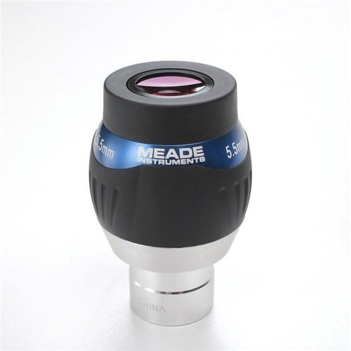 Meade 07740 1.25 in. Series 5000 Ultra Wide Angle 5.5 mm Eyepiece