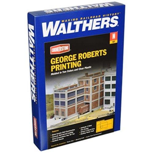 "Walthers, Inc. George Roberts Printing Kit, 1/4"" 11.2 x 19.3 x 18.1cm"