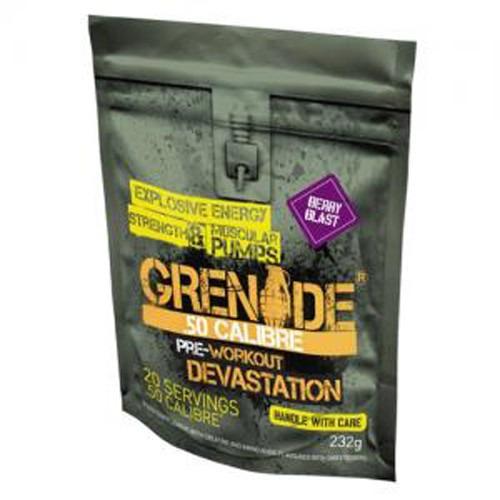 Grenade 50 Calibre Lemon Raid 232g