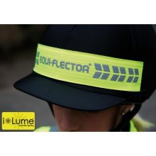 Shires EQUI-FLECTOR Flashing Hat Band