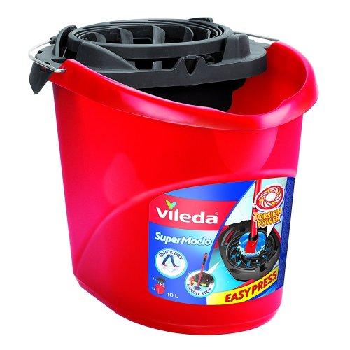 Vileda SuperMocio Mop Bucket and Wringer 10L