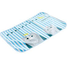Cute Waterproof Breathable Infant Crib Sheet Baby Mat 70 x 90 CM-Blue Eagle