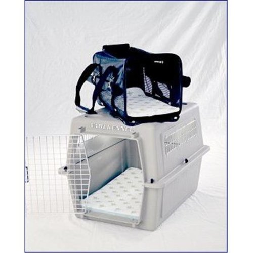 PoochPad PPVK500 21 x 34 Inch Ultra-Dry Transport System-Crate Pad - Fits X-Large Hard Shell Carriers