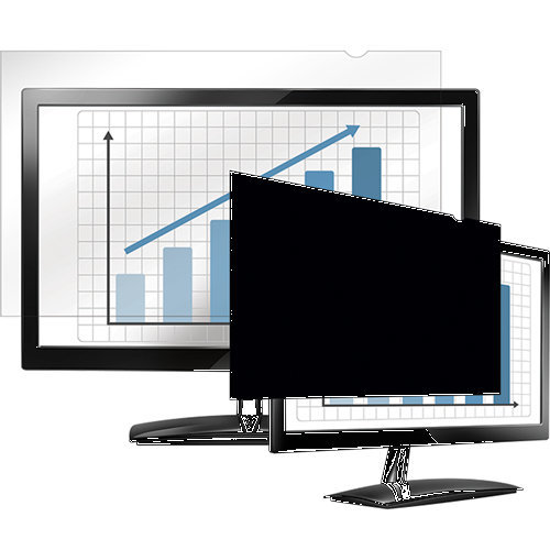 Fellowes PrivaScreen 27  Monitor Frameless display privacy filter