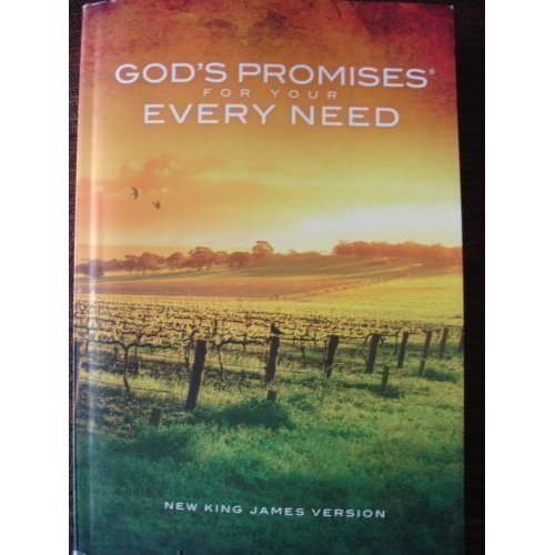God's Promises For Your Every Need - Special Edition for Billy Graham
