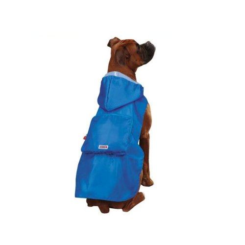 Kong Stowaway Jacket Blue