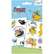 Adventure Time Algebraic Tattoo Pack