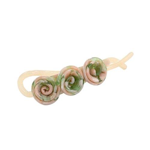 New Style Hair Accessories Hair Barrettes Banana Hair Clip, Rose