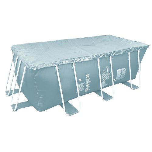 Jilong PC 300x207 SFP - pool cover rectangular steel frame pools