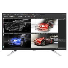 Philips BDM4350UC 43In Widescreen 4K Monitor -DP HDMI VGA