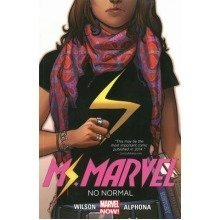 Ms. Marvel: No Normal Volume 1