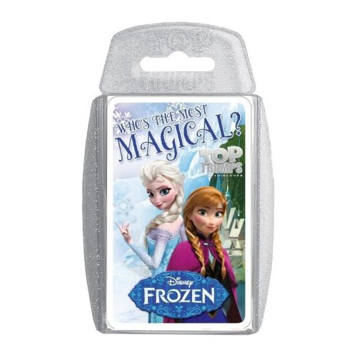 Frozen Top Trumps Specials