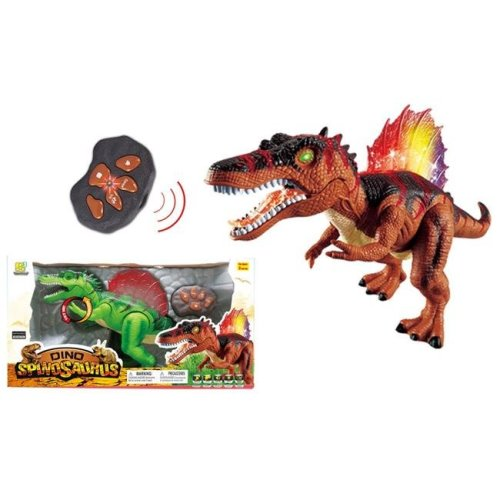 Dino Spinosaurus 2322498 20 in. RC Jumbo Spinosaurus with Light & Sound, Assorted Color - 8 Per Pack - Case of 8