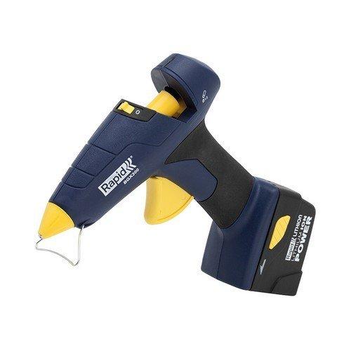 Rapid 5000120 BGX300 Cordless Pro Glue Gun Kit 7.2 Volt 1 x 2.6Ah Li-Ion
