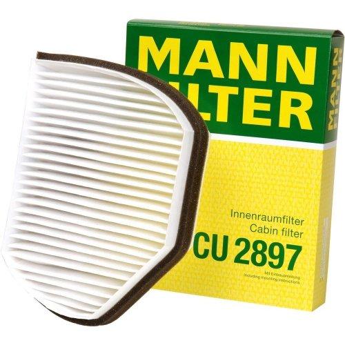 Mann Filter CU 2897 Hummel  Cabin Air Filter