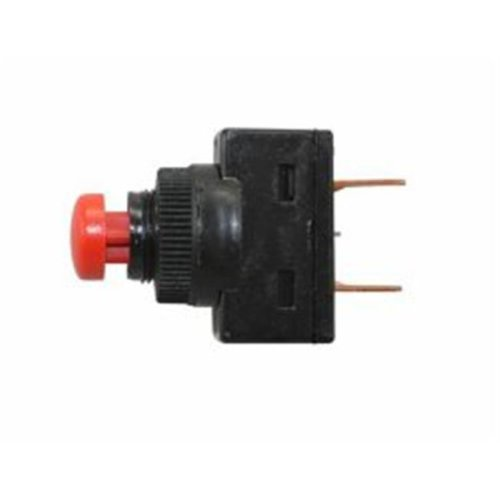 10 A 12 V Red Push Starter Momentary Switch