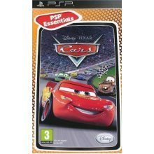 Cars Essentials Edition Sony PSP Game