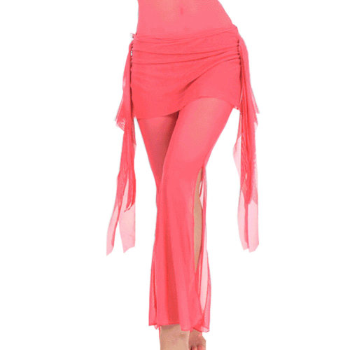 Rose Pink Belly Dance Tribal Pants Belly dance costume