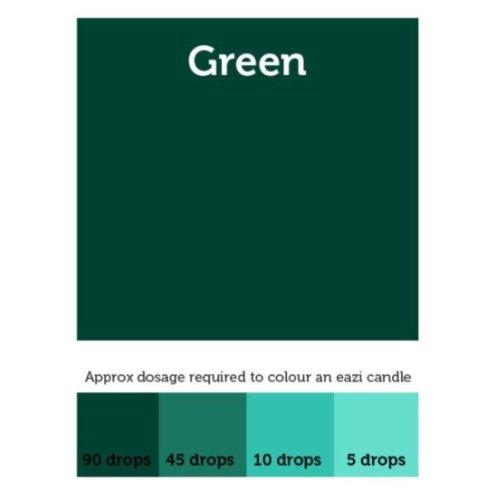 EaziCandle Green High Intensity Liquid Candle Dye