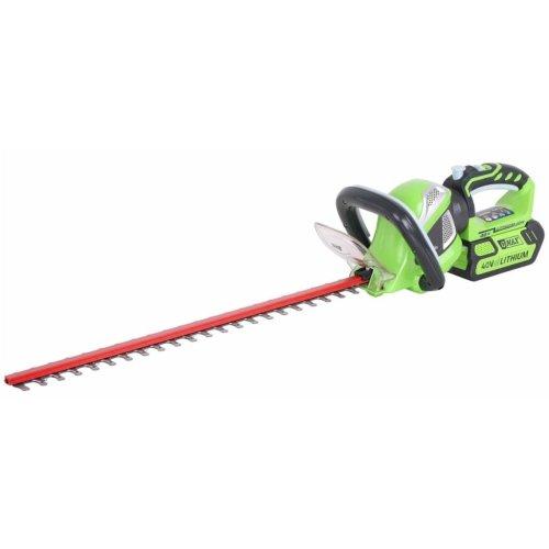 Greenworks Hedge Trimmer without 40 V Battery G40HT61 61 cm 2200907