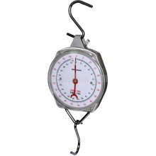 200kg Silverline Heavy Duty Hanging Scales - 251087 -  scales hanging heavy silverline duty 200kg 251087