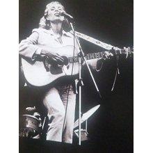 Joni Mitchell, On Stage, 1974 - Laminated Mini Poster