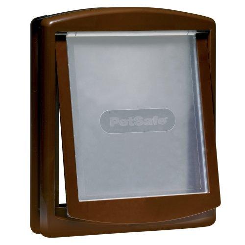 PetSafe Staywell Original 2-Way Pet Door Large, Brown (775EF)