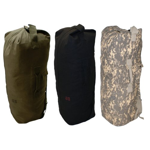 New Us Army Duffle Shoulder Bag
