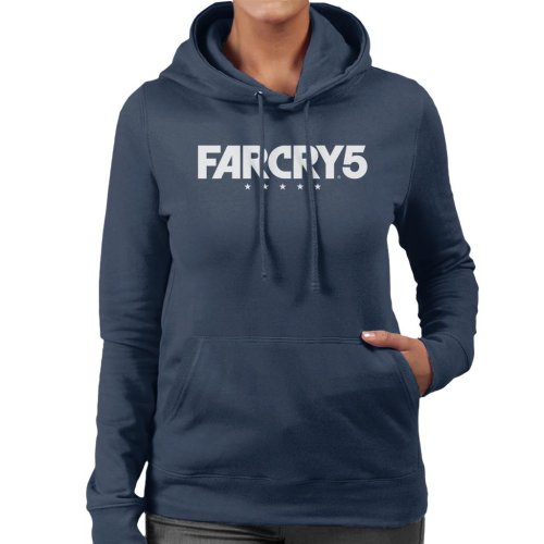 Far Cry 5 Stars Logo Women's Hooded Sweatshirt