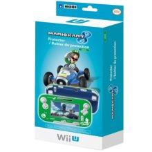HORI Mario Kart 8 Protector (Luigi) - Nintendo Wii U