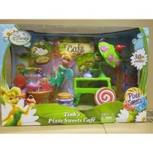 Disney Fairies TinkS Pixie Sweets Cafe