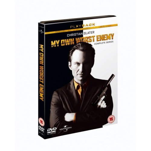 My Own Worst Enemy Season 1 [DVD] Brand New Sealed UK Region 2