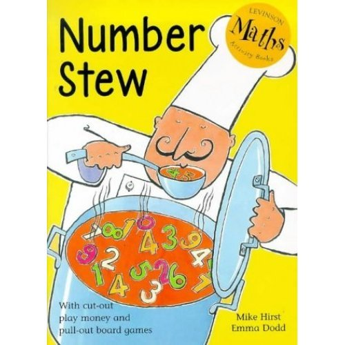 Number Stew (Activity Books)