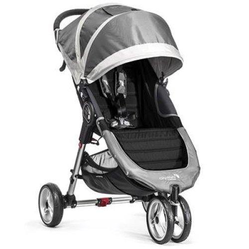 Baby Jogger City Mini Stroller - Single, Steel Grey