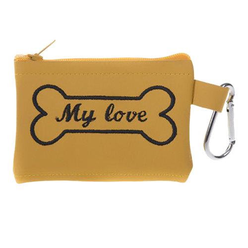 Michi My Love Dog Bag Holder