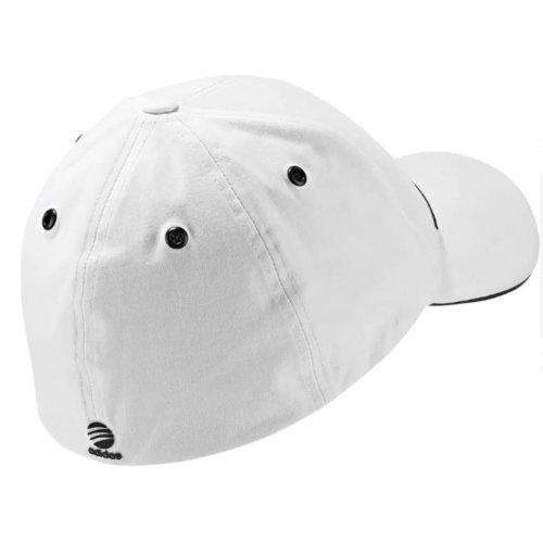 Porsche Design Sport by adidas P'5000 Pro Stretch Cap Hat White Titanium BNWT