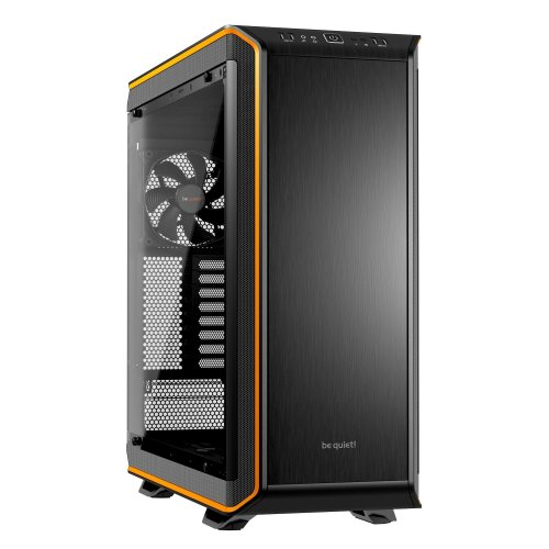 Be Quiet! Dark Base Pro 900 Desktop Black,orange Computer Case