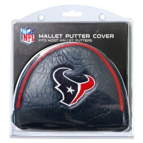 NFL Houston Texans Golf Mallet Putter Cover