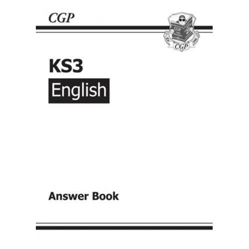 KS3 English Answers (for Workbook)