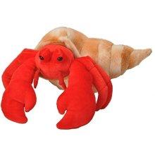 Ck Hermit Crab 12 - Wild Republic Cuddlekins Soft Toy Cuddly Teddy Plush 13468 -  wild republic crab cuddlekins hermit soft toy 12 cuddly teddy plush