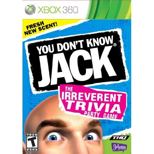 Xbox 360 - You Don't Know Jack / Game