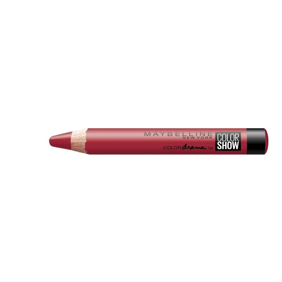 187441a5e2f ... Maybelline Color Drama Intense Velvet Lip Pencil 510 Red Essential - 1  ...