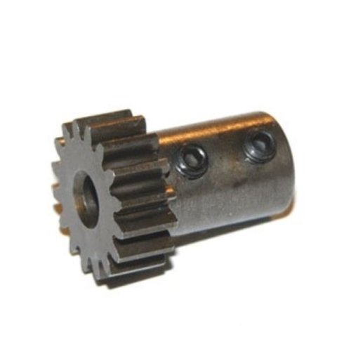 TEKNO RC Long Shank Pinion 19T (Hard Steel/Mod 1/5mm) TKR4159