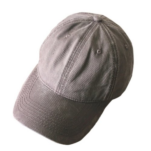 Denim Sports Caps Fashion Caps Baseball Caps Sun Cap Golf Hats Brown