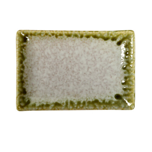 Rectangle Ceramic Dinner Plate Creative Japanese Sushi Plate, No.1