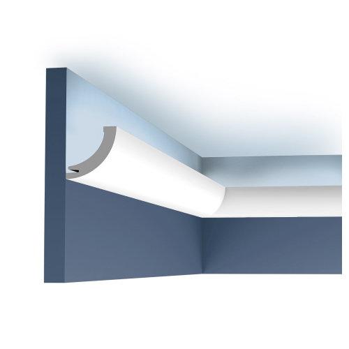 Orac Decor C362 LUXXUS Cornice Moulding Indirect lighting | 2 m