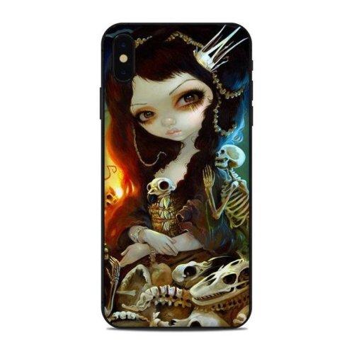 DecalGirl AIPXSM-PRNCSBNS Apple iPhone XS Max Skin - Princess of Bones